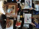 Exploring mindful drawing
